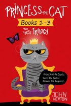 Princess the Cat: The First Trilogy, Books 1-3.