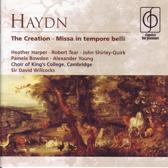 Haydn: The Creation . Missa In
