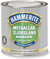 Hammerite Metaallak - Satin Basis - 500 ml