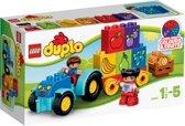LEGO DUPLO Mijn Eerste Tractor - 10615