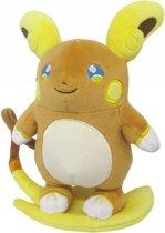 Pokemon Pluche - Raichu Alolan Form (San-ei Co)