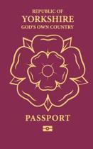 Republic of Yorkshire Passport