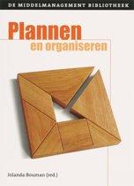 De middelmanagement bibilotheek - Plannen en organiseren