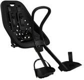 Yepp Mini Fietsstoel - Voorzitje - Kinderzitje Zwart