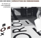 Oprichting en verkiezingen (luisterboek)