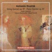 Antonin Dvorak: String Quintet Op. 97; Piano Quintet, Op. 81