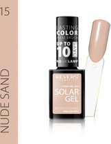 REVERS® 3in1 Solar Gel Nagellak 12ml. - #15 Nude Sand