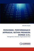 Personnel Performanace Appraisal Within Premiera Donna S.R.L