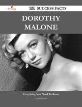 Dorothy Malone 161 Success Facts - Everything you need to know about Dorothy Malone