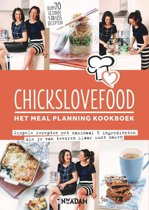 Boek cover Het meal planning - kookboek van Chickslovefood (Paperback)