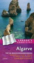Lannoo's kaartgids - Algarve