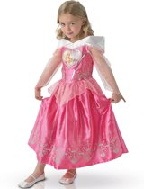 """""""Luxe Love Heart Doornroosje™ kostuum voor meisjes  - Verkleedkleding - 98-104"""