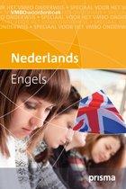 Omslag van 'Prisma vmbo woordenboek Nederlands-Engels'