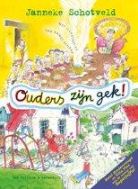 Boek cover Ouders zijn gek! van Janneke Schotveld (Onbekend)