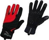 Rogelli Storm Winter Gloves Heren  Fietshandschoenen - Mannen - zwart/rood