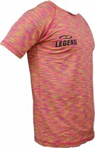 Sportshirt Legend DryFit Geel melange  XXL