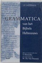 Grammatica van het Bijbels Hebreeuws en Hulpboek bij de Grammatica van het Bijbels Hebreeuws