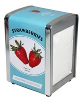 Cabanaz Tissue Dispenser Strawberry