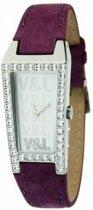 Victorio & Lucchino Horloge Dames V&L VL065603 (20 mm)