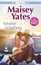 Rebelse cowboy ; Verrassende thuiskomst