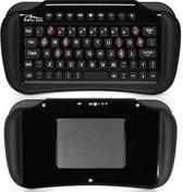 Media-Tech Wireless Multimedia Micro-Keyboard QuarkRF for PC, PS3 & X360