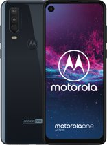 Motorola One Action - 128GB - Denim grijs