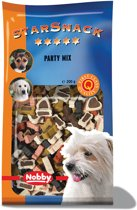 Nobby Starhondensnack Party Mix - 3 St à 200 gr