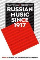 Russian Music since 1917