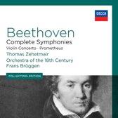 The Complete Symphonies/Violin Concerto/Prometheus