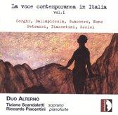 La Voce Contemporanea In Italia Vol. I (Corghi, Da