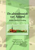 Middeleeuwse studies en bronnen 121 - De abtenkroniek van Aduard