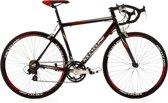 """Ks Cycling Racefiets Zwarte 28"""" racefiets Euphoria met 14 versnellingen -"""