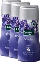Kneipp Lavendel - 200 ml - Douchegel 3 st