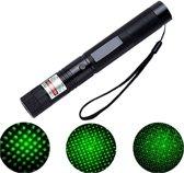 3 in 1 Oplaadbare Groene Laserpen - Presenter Voor Klasse Presentatie - Kat Speelgoed - Laserlampje