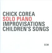 Solo Piano - Improvisations - Children's Songs