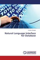 Natural Language Interface for Database