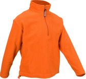 Avento Skipulli Micro Fleece Junior Oranje Maat 176
