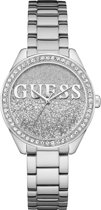 GUESS Watches -  W0987L1 -  Horloge -  Vrouwen -  RVS - Zilverkleurig -  36,5  mm