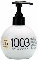 Revlon Nutri Color Bottle N1003 - Zeer Licht Goud , 250 ml