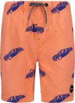 Shiwi Swim shorts cars - juicy orange - 104