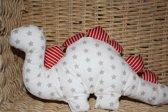 Dinosaurus knuffel, stegosaurus