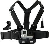 YONO Chest Strap Borstharnas Mount voor GoPro en Action Cam