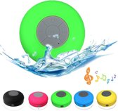 Waterdichte Bluetooth douche speaker - Groen