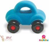 Rubbabu - Micro Wholedout Car (Turquoise)