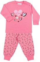 Fun2Wear Pyjama New Heart Pink maat 98