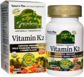 Vitamin K2 (60 Vegan Caps) - Nature's Plus