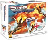 Hyper Fighters + Flight Controller (Bundel)  Wii