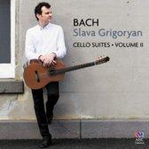 Bach: Cello Suites, Vol. 2