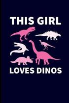 This Girl Loves Dinos