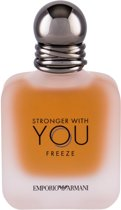 Giorgio Armani Stronger With You Freeze Eau de toilette spray 50 ml